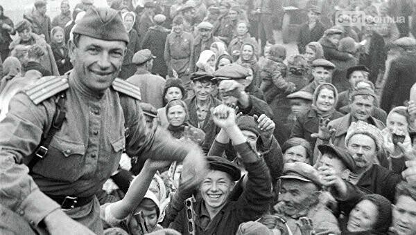 28 октября - 75 лет освобождения Украины от немецко-фашистских захватчиков., фото-2