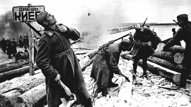 28 октября - 75 лет освобождения Украины от немецко-фашистских захватчиков., фото-3