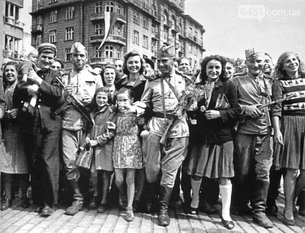 28 октября - 75 лет освобождения Украины от немецко-фашистских захватчиков., фото-4