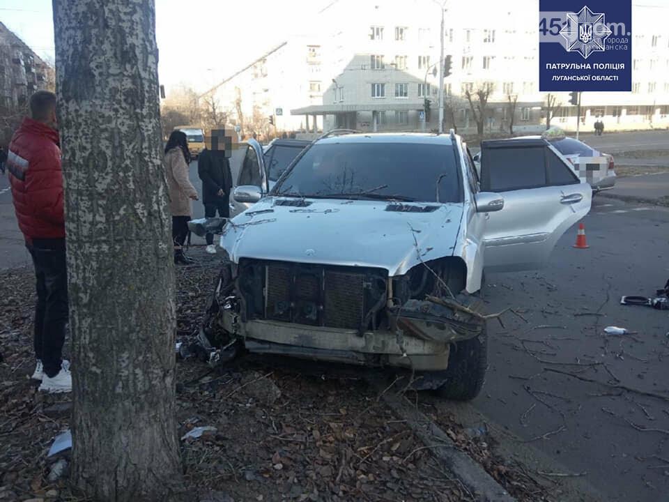 В Северодонецке произошло ДТП. Еще один пьяный водитель задержан полицией, фото-2