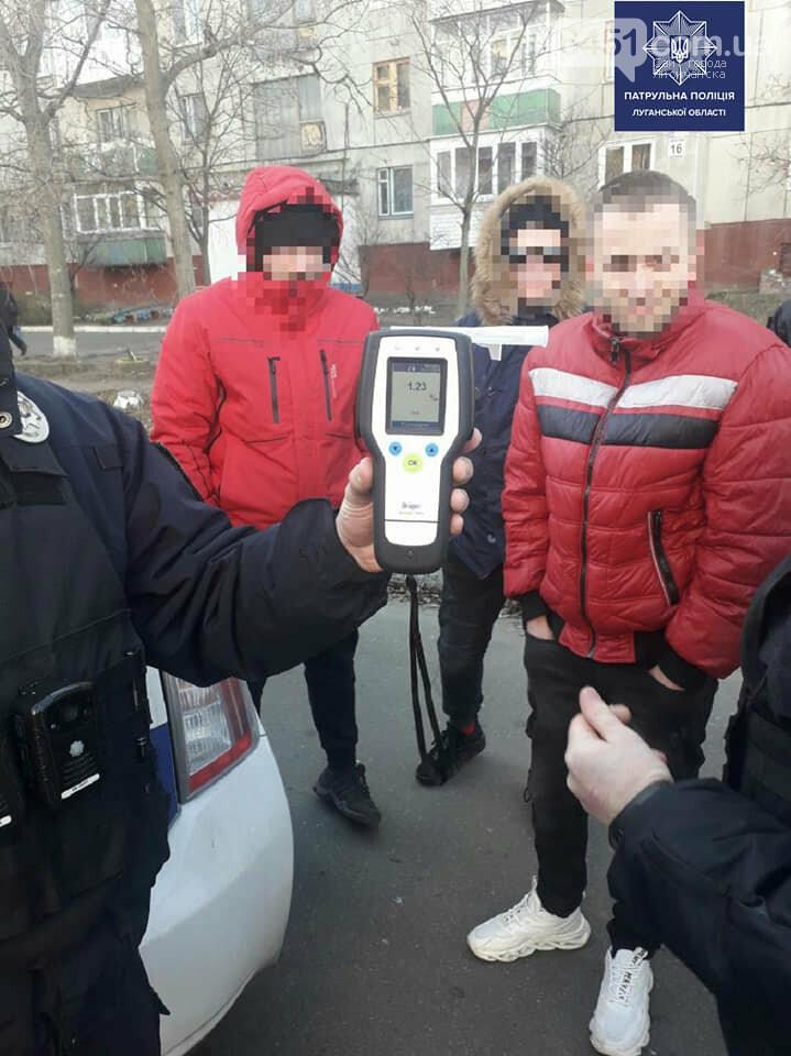 В Северодонецке произошло ДТП. Еще один пьяный водитель задержан полицией, фото-3