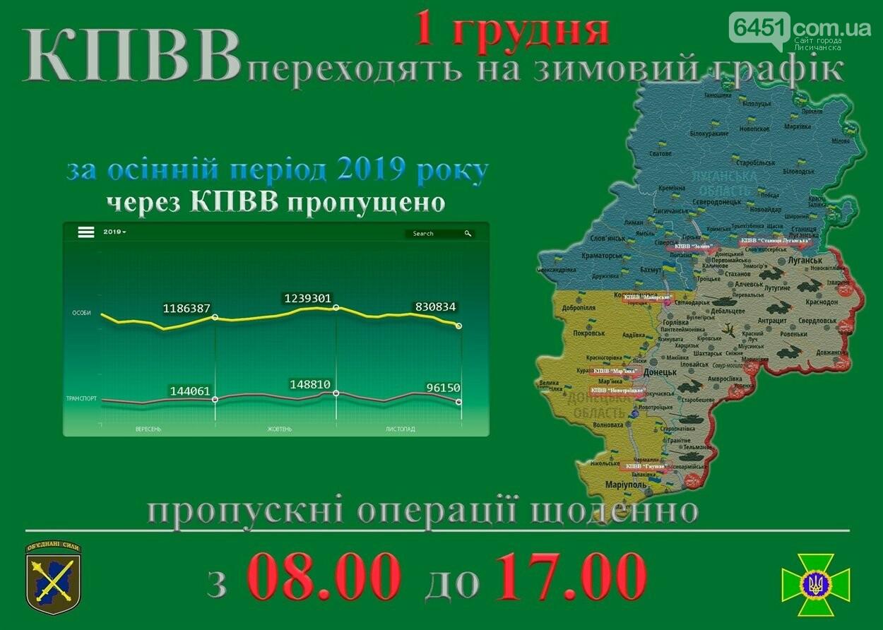 График работы КПВВ на новогодние праздники, фото-2