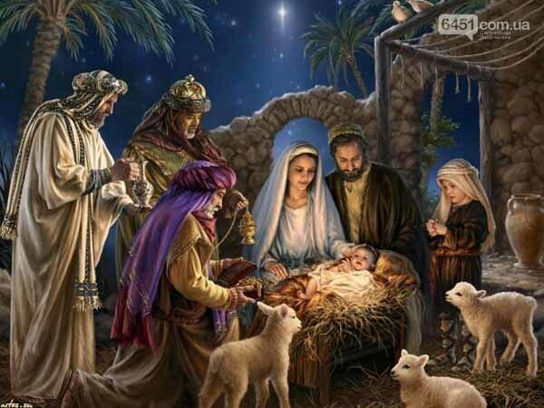 Христиане восточного обряда отмечают Рождественский сочельник, фото-1