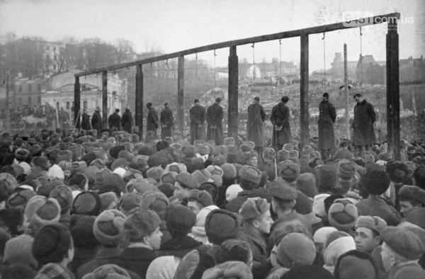 Мир осуждает нацизм! 28 января 1946 года завершился Киевский процесс, фото-5