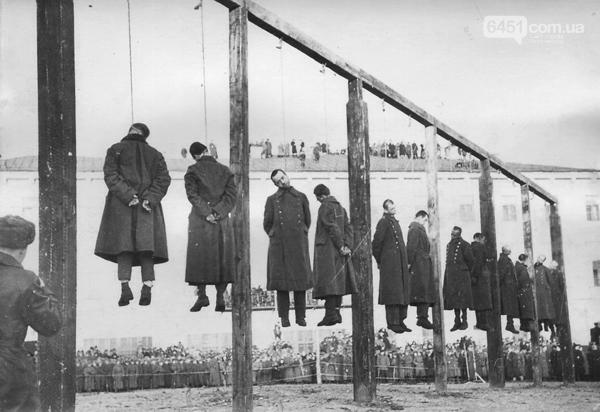 Мир осуждает нацизм! 28 января 1946 года завершился Киевский процесс, фото-6