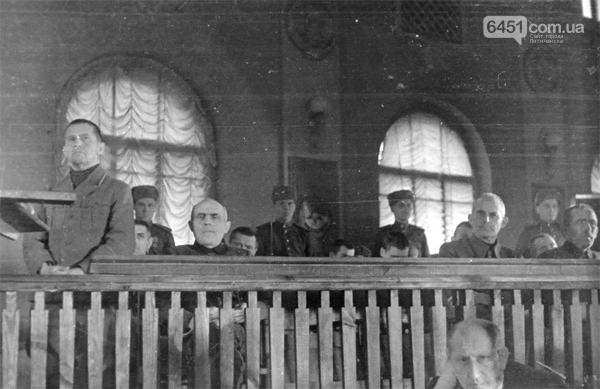 Мир осуждает нацизм! 28 января 1946 года завершился Киевский процесс, фото-3