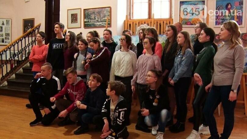Арт-караван Дружбы детей-художников из Луганской области посетил Закарпатье, фото-5