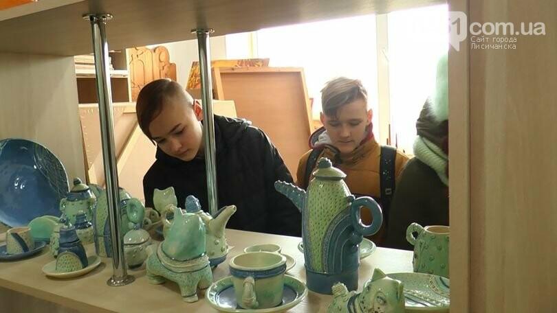 Арт-караван Дружбы детей-художников из Луганской области посетил Закарпатье, фото-3