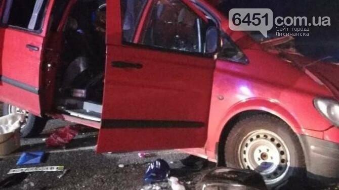 Под Воронежом автобус из Луганска попал в ДТП. Двое погибших, пятеро пострадавших, фото-1