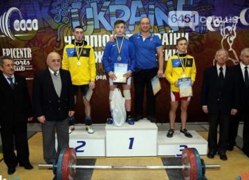 Тяжелоатлеты области привезли ряд наград из всеукраинских соревнований и установили национальные рекорды, фото-1
