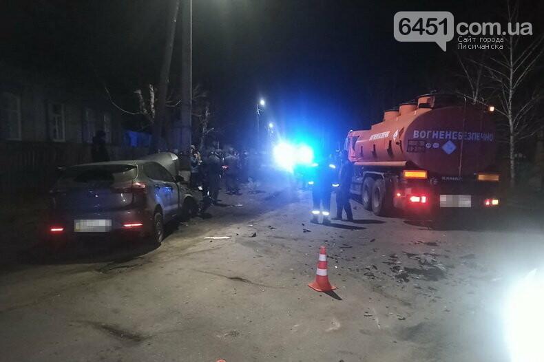Страшное ДТП в Сватово, есть пострадавшие, фото-1
