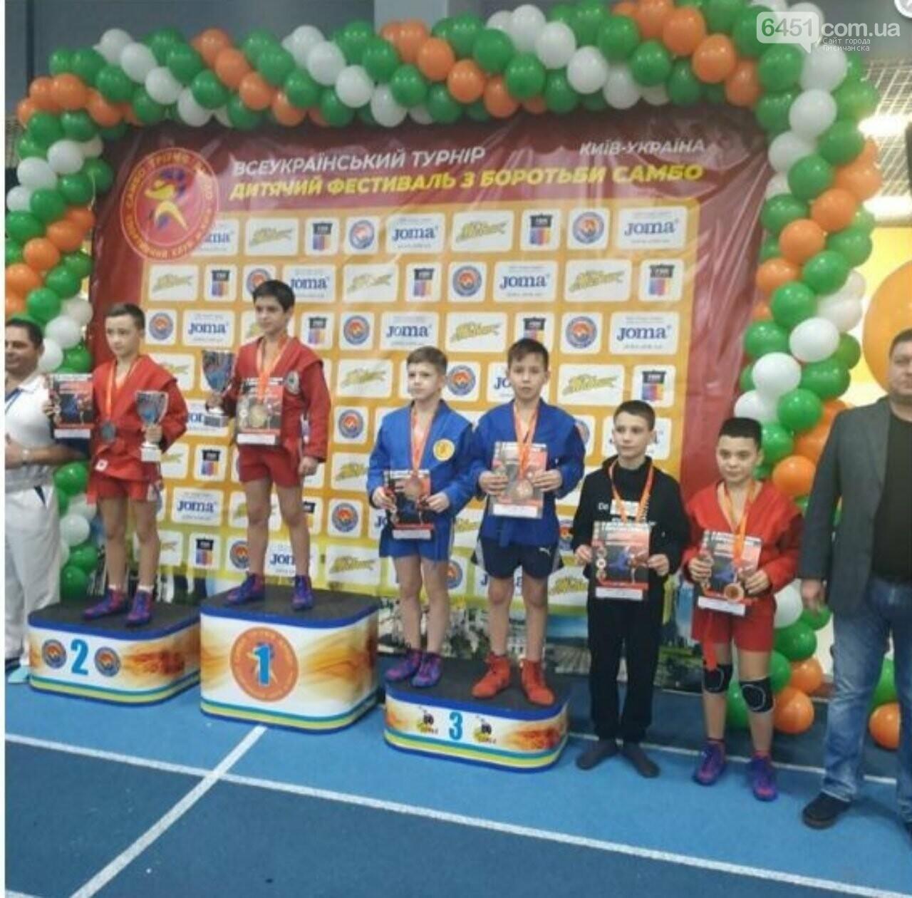 Лисичанские спортсмены - среди призеров открытого Всеукраинского турнира «III Детский Фестиваль самбо», фото-3