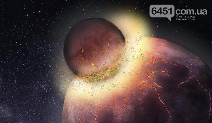 Ученые рассказали, как на самом деле возникла Луна, фото-1