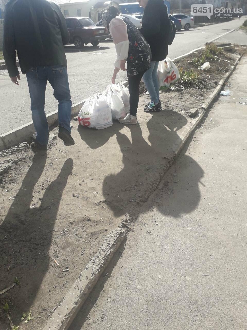 Ажиотажа нет, но продукты раскупают: что происходит в супермаркетах Лисичанска накануне карантина (фоторепортаж), фото-7