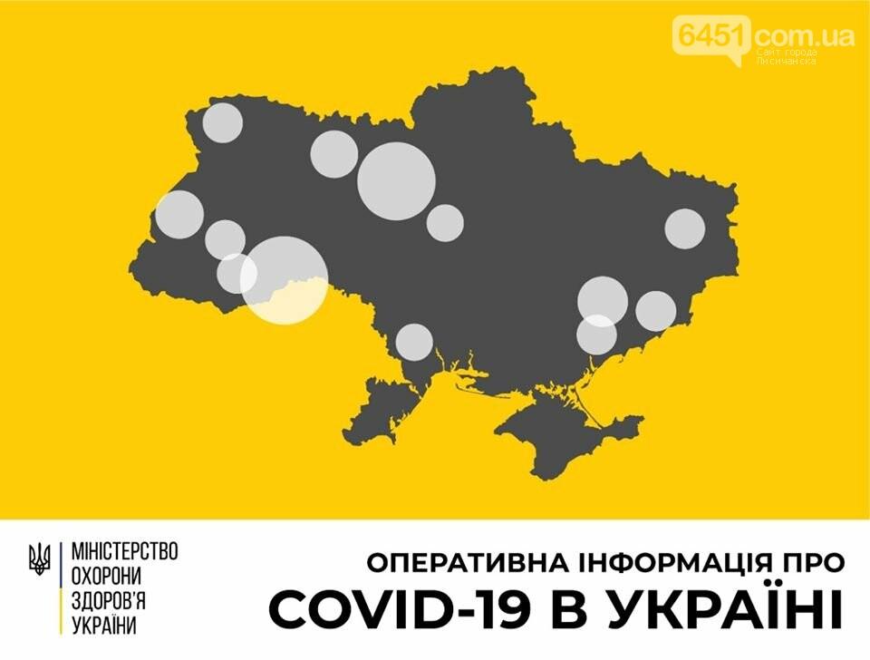 Коронавирус в Луганской области выявлен у жителя Рубежного: подробности, фото-1