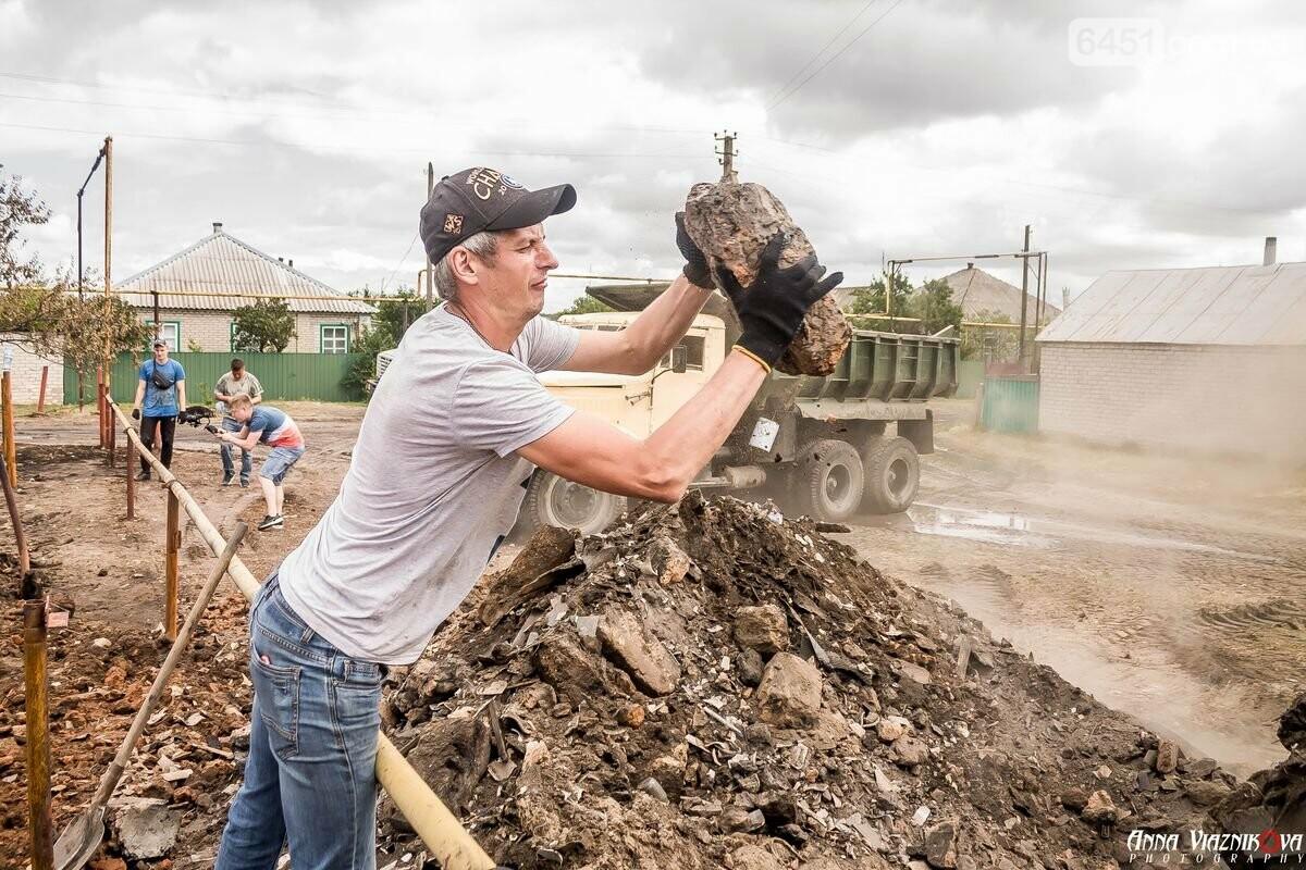 ФОТООТЧЁТ: Штаб помощи пострадавшим от пожара развернул масштабные работы в Смоляниново. День 2, фото-9