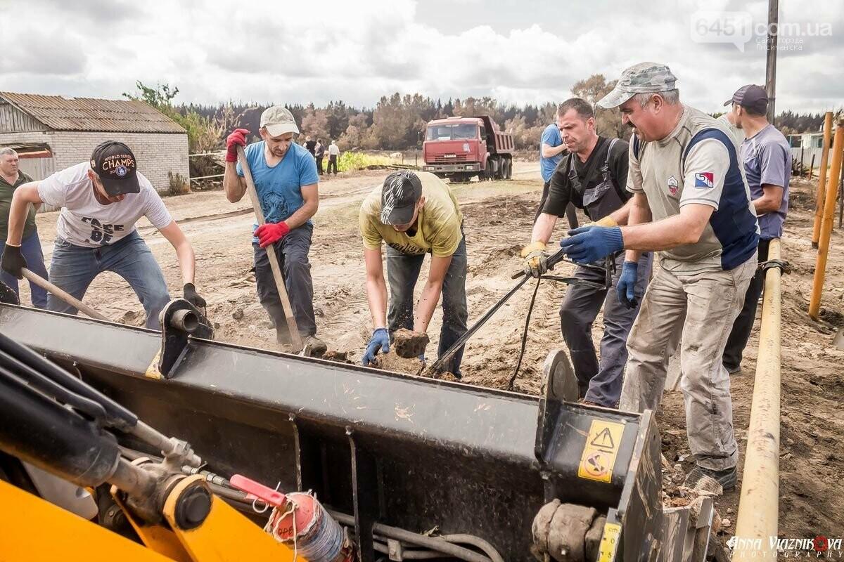 ФОТООТЧЁТ: Штаб помощи пострадавшим от пожара развернул масштабные работы в Смоляниново. День 2, фото-12