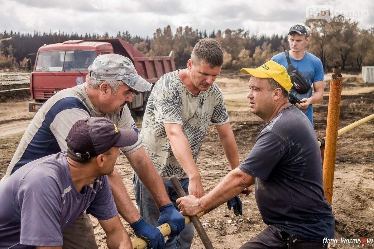 ФОТООТЧЁТ: Штаб помощи пострадавшим от пожара развернул масштабные работы в Смоляниново. День 2, фото-14