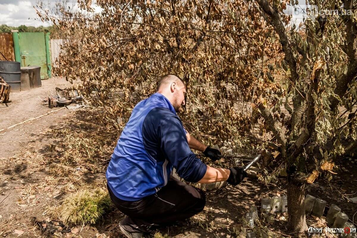 ФОТООТЧЁТ: Штаб помощи пострадавшим от пожара развернул масштабные работы в Смоляниново. День 2, фото-16