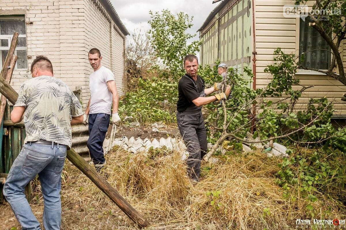 ФОТООТЧЁТ: Штаб помощи пострадавшим от пожара развернул масштабные работы в Смоляниново. День 2, фото-23