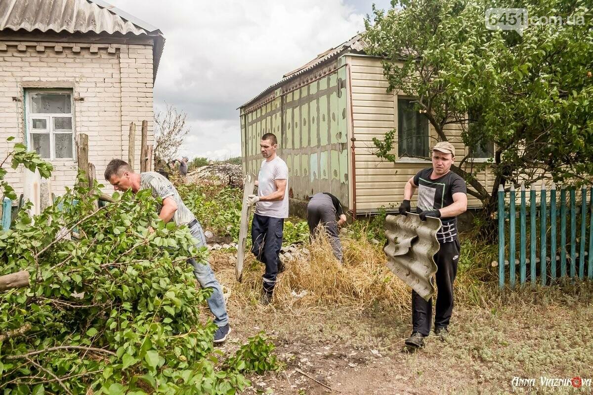 ФОТООТЧЁТ: Штаб помощи пострадавшим от пожара развернул масштабные работы в Смоляниново. День 2, фото-24
