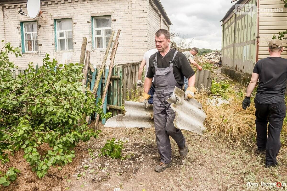 ФОТООТЧЁТ: Штаб помощи пострадавшим от пожара развернул масштабные работы в Смоляниново. День 2, фото-25
