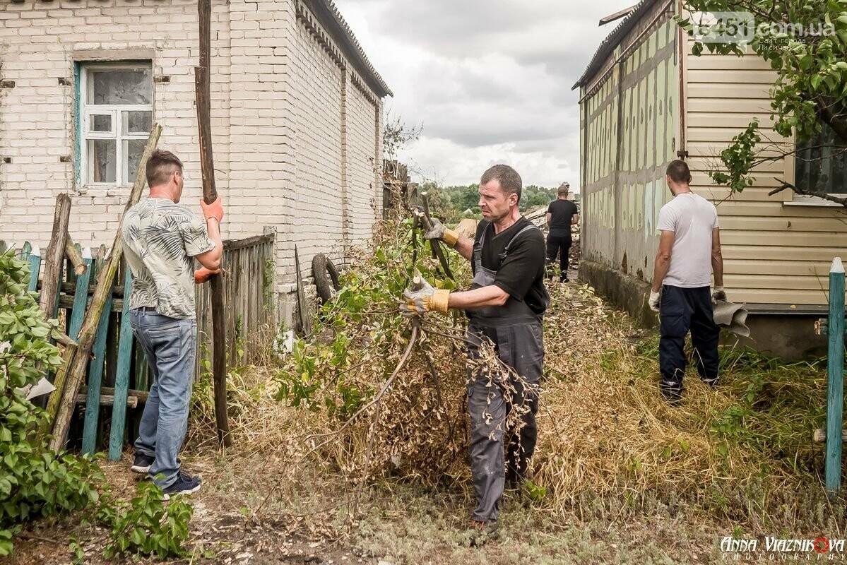 ФОТООТЧЁТ: Штаб помощи пострадавшим от пожара развернул масштабные работы в Смоляниново. День 2, фото-27