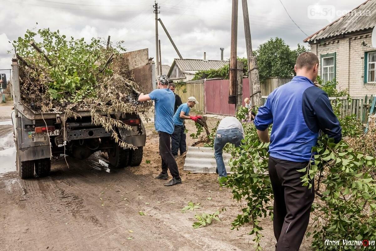 ФОТООТЧЁТ: Штаб помощи пострадавшим от пожара развернул масштабные работы в Смоляниново. День 2, фото-32