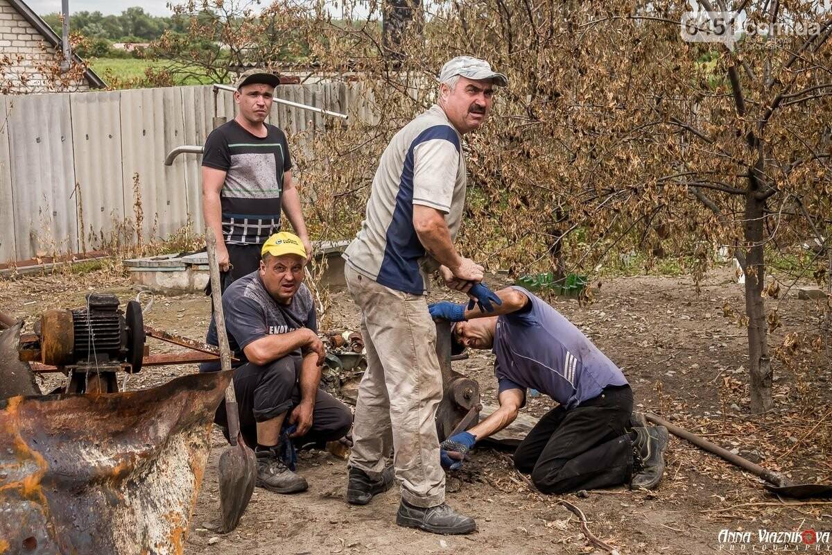 ФОТООТЧЁТ: Штаб помощи пострадавшим от пожара развернул масштабные работы в Смоляниново. День 2, фото-38