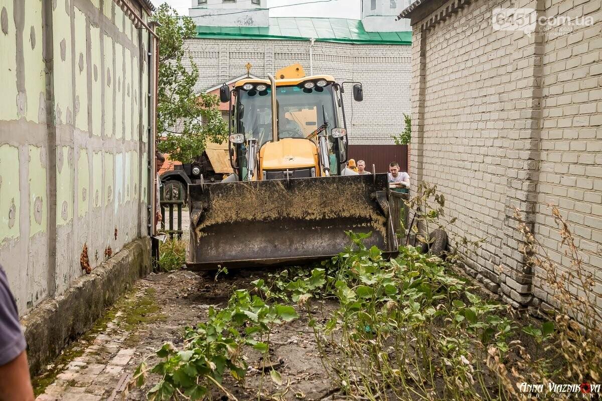 ФОТООТЧЁТ: Штаб помощи пострадавшим от пожара развернул масштабные работы в Смоляниново. День 2, фото-39