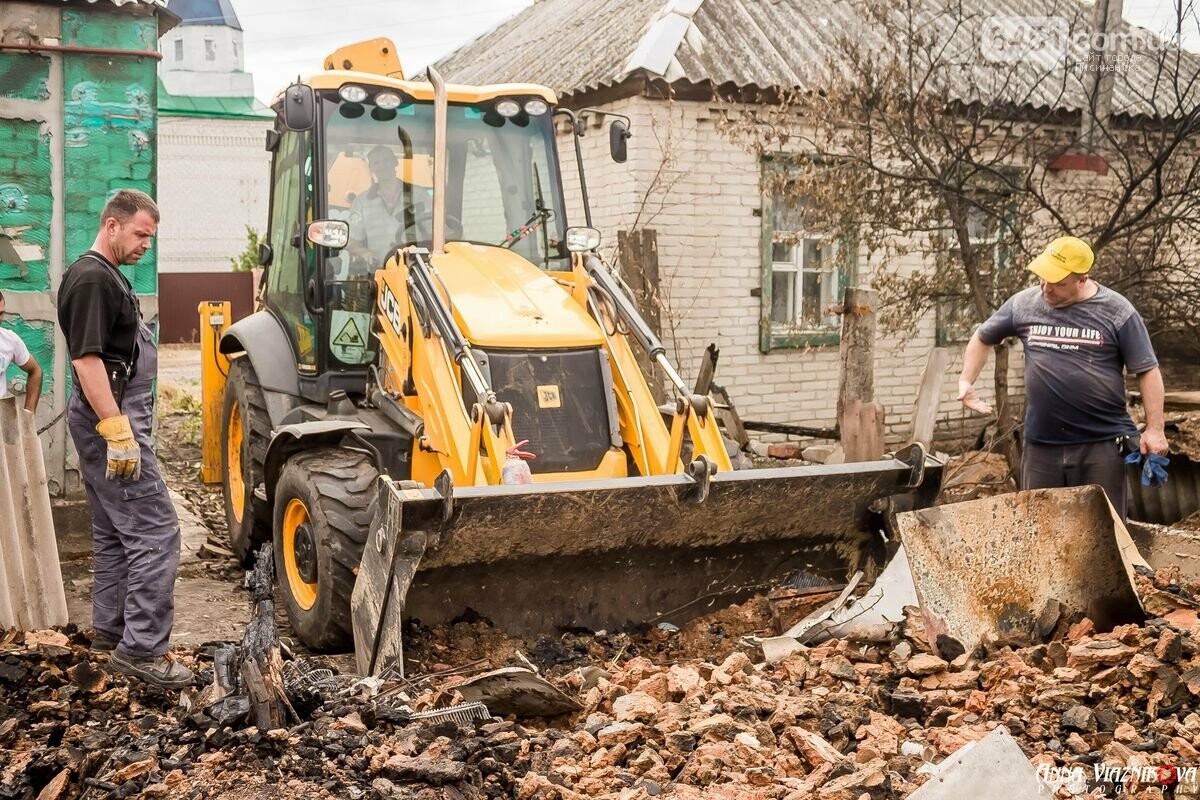 ФОТООТЧЁТ: Штаб помощи пострадавшим от пожара развернул масштабные работы в Смоляниново. День 2, фото-42