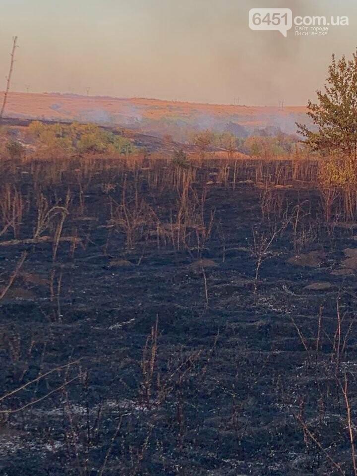 Пожары на Луганщине: в Попасной и Попаснянском районе сгорели дома (фото), фото-4