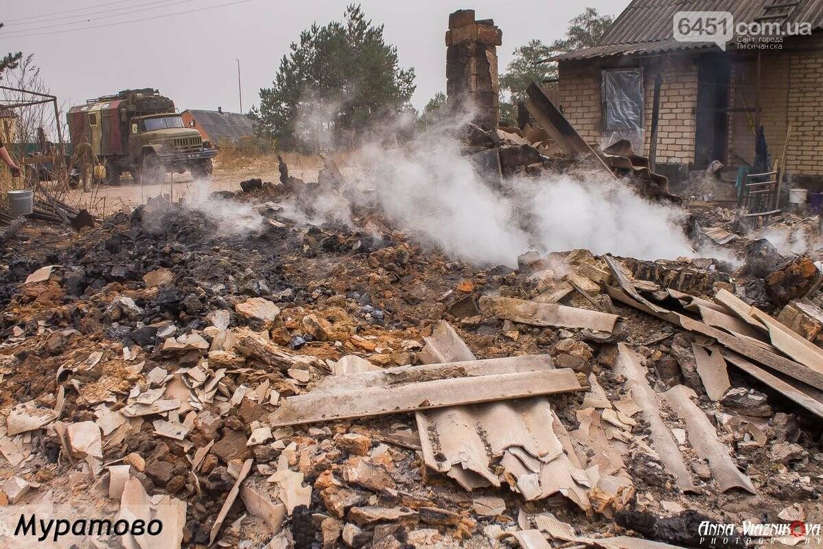 Последствия пожаров в Муратово и Сиротино, фото-5