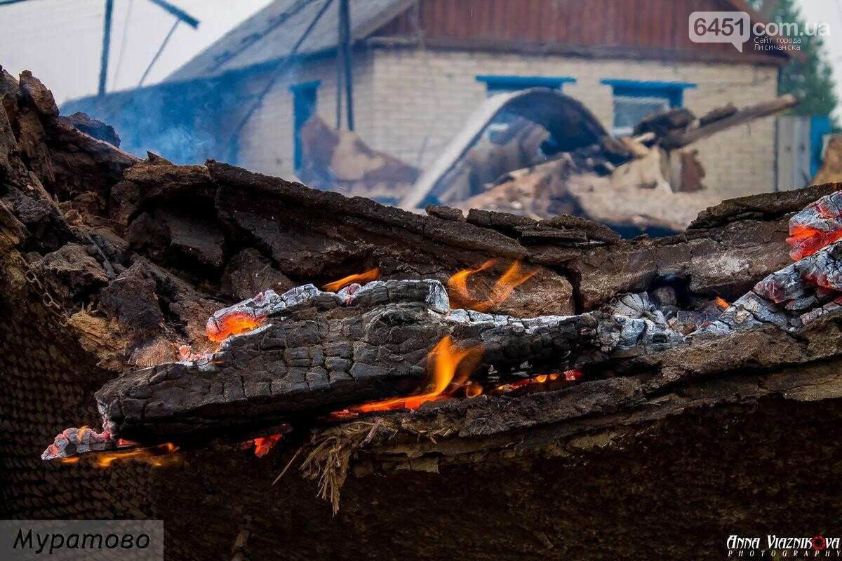Последствия пожаров в Муратово и Сиротино, фото-15