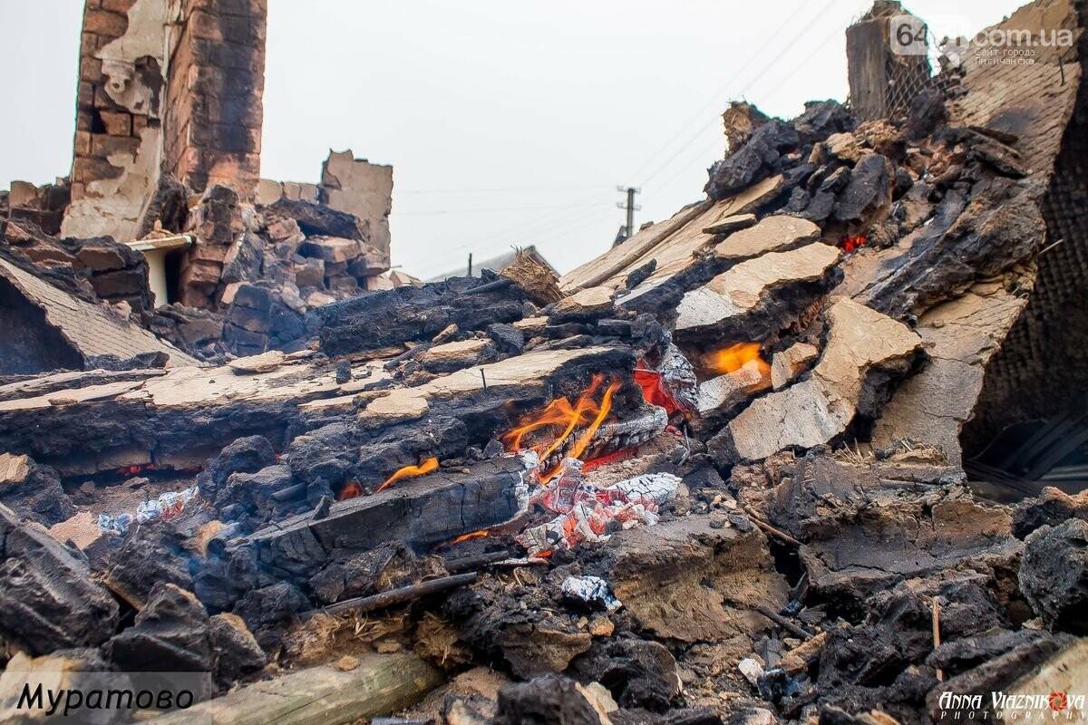 Последствия пожаров в Муратово и Сиротино, фото-16