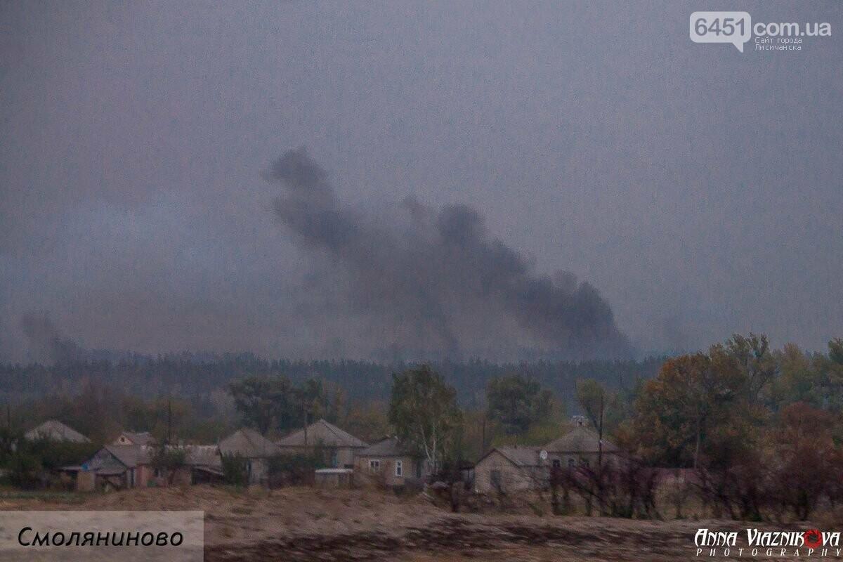 Последствия пожаров в Муратово и Сиротино, фото-21