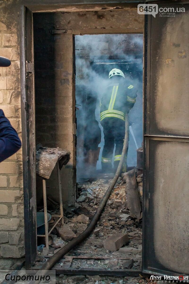 Последствия пожаров в Муратово и Сиротино, фото-37