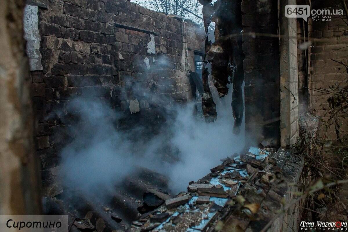 Последствия пожаров в Муратово и Сиротино, фото-39