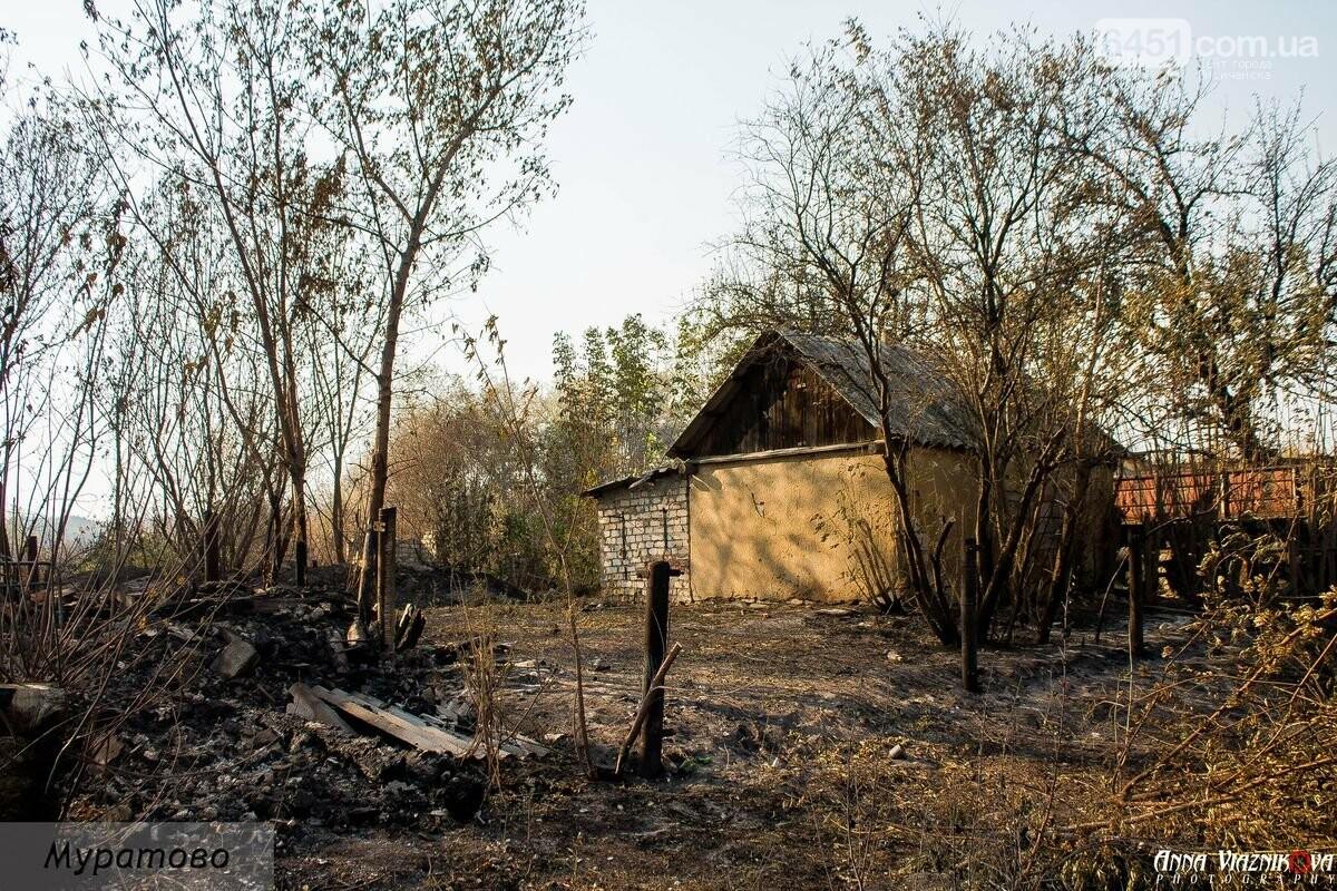 """Представители """"Оппозиционной платформы - За Жизнь"""" привезли помощь в пострадавшие от пожара населенные пункты, фото-18"""