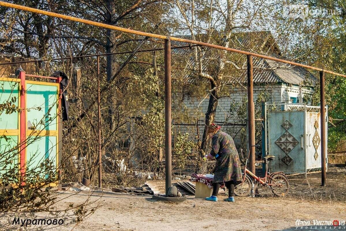 """Представители """"Оппозиционной платформы - За Жизнь"""" привезли помощь в пострадавшие от пожара населенные пункты, фото-29"""