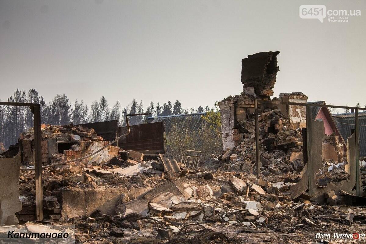 """Представители """"Оппозиционной платформы - За Жизнь"""" привезли помощь в пострадавшие от пожара населенные пункты, фото-44"""