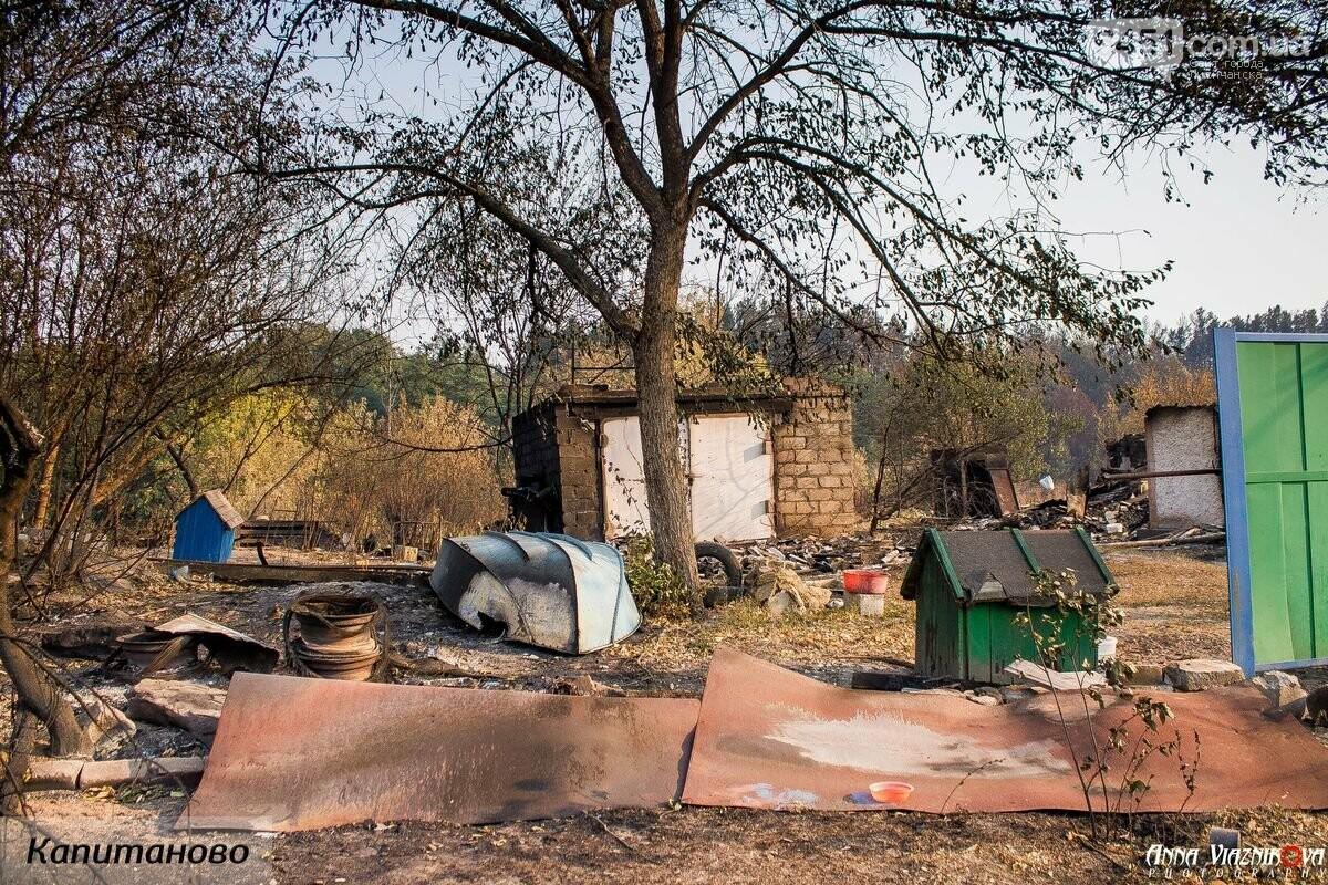 """Представители """"Оппозиционной платформы - За Жизнь"""" привезли помощь в пострадавшие от пожара населенные пункты, фото-45"""