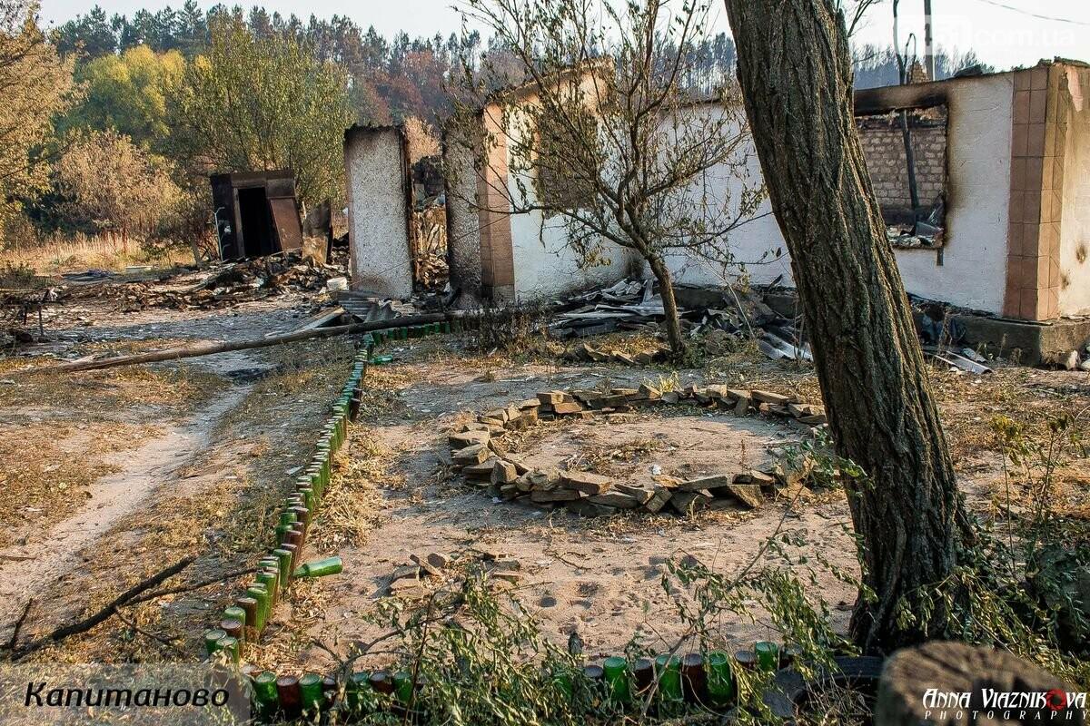 """Представители """"Оппозиционной платформы - За Жизнь"""" привезли помощь в пострадавшие от пожара населенные пункты, фото-46"""