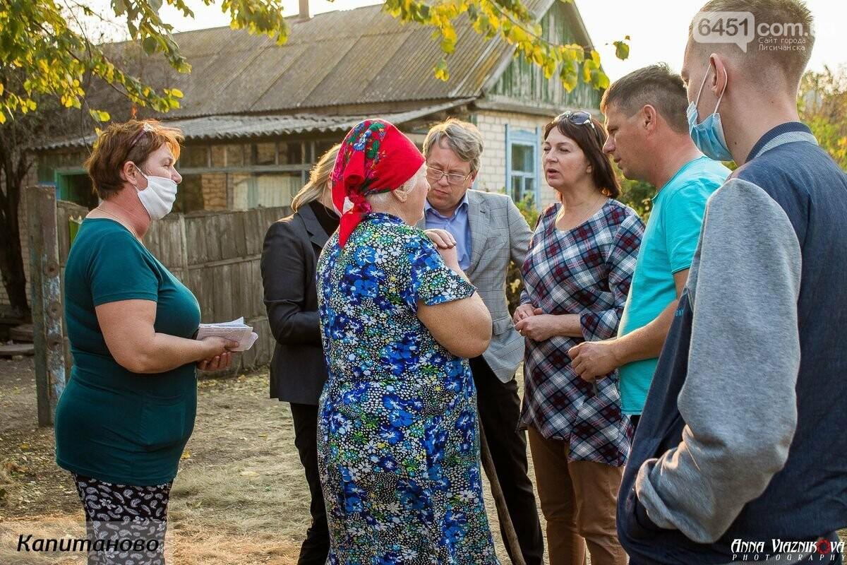"""Представители """"Оппозиционной платформы - За Жизнь"""" привезли помощь в пострадавшие от пожара населенные пункты, фото-58"""