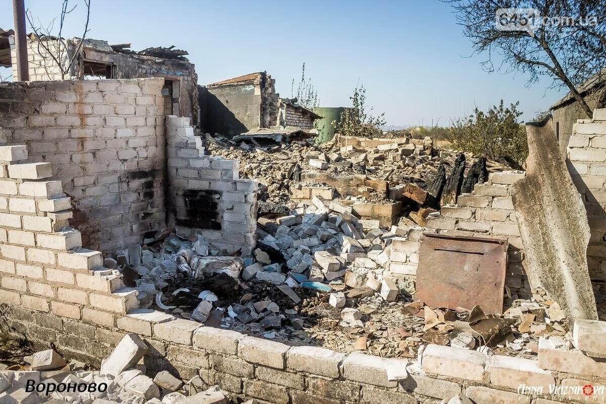 """Представители """"Оппозиционной платформы - За Жизнь"""" привезли помощь в пострадавшие от пожара населенные пункты, фото-85"""