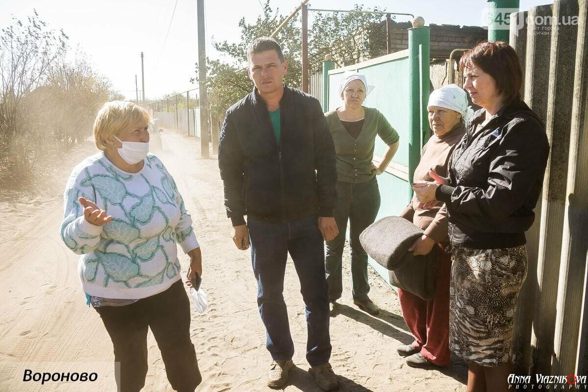 """Представители """"Оппозиционной платформы - За Жизнь"""" привезли помощь в пострадавшие от пожара населенные пункты, фото-86"""