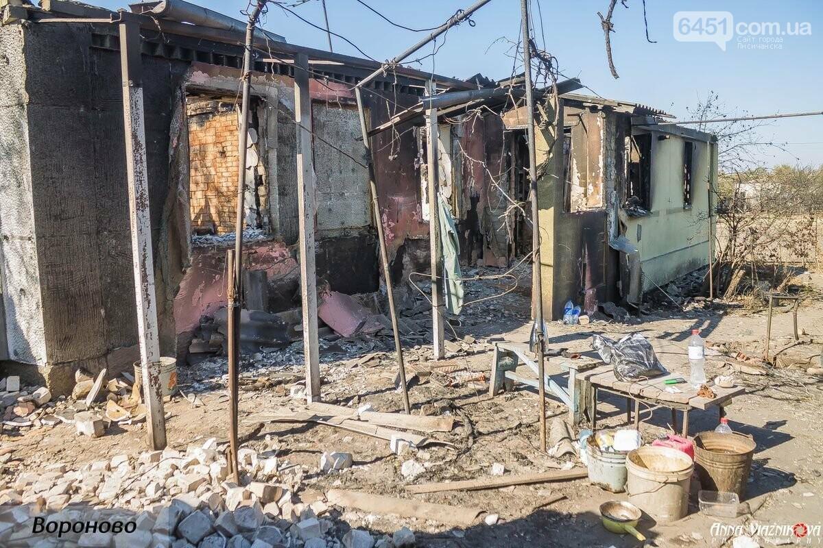 """Представители """"Оппозиционной платформы - За Жизнь"""" привезли помощь в пострадавшие от пожара населенные пункты, фото-92"""
