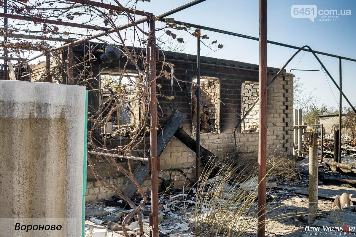 """Представители """"Оппозиционной платформы - За Жизнь"""" привезли помощь в пострадавшие от пожара населенные пункты, фото-104"""
