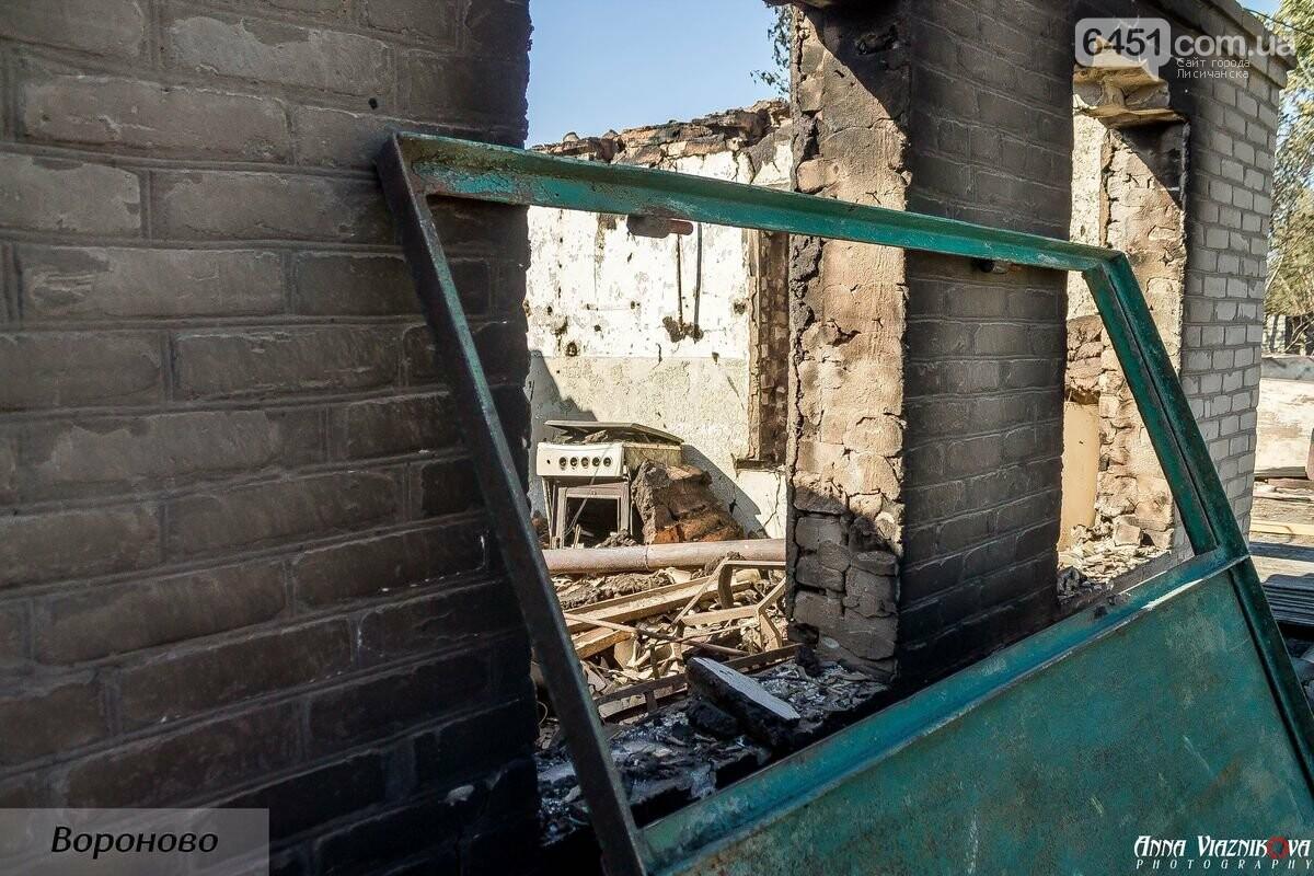 """Представители """"Оппозиционной платформы - За Жизнь"""" привезли помощь в пострадавшие от пожара населенные пункты, фото-112"""