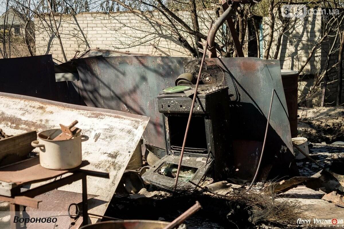 """Представители """"Оппозиционной платформы - За Жизнь"""" привезли помощь в пострадавшие от пожара населенные пункты, фото-116"""